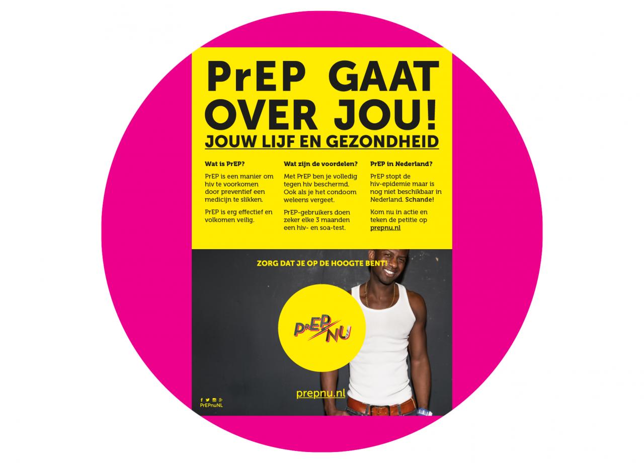 PrEPnu A3 poster 01 Yellow