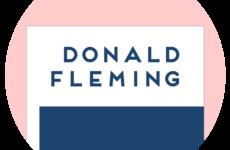 donald fleming.