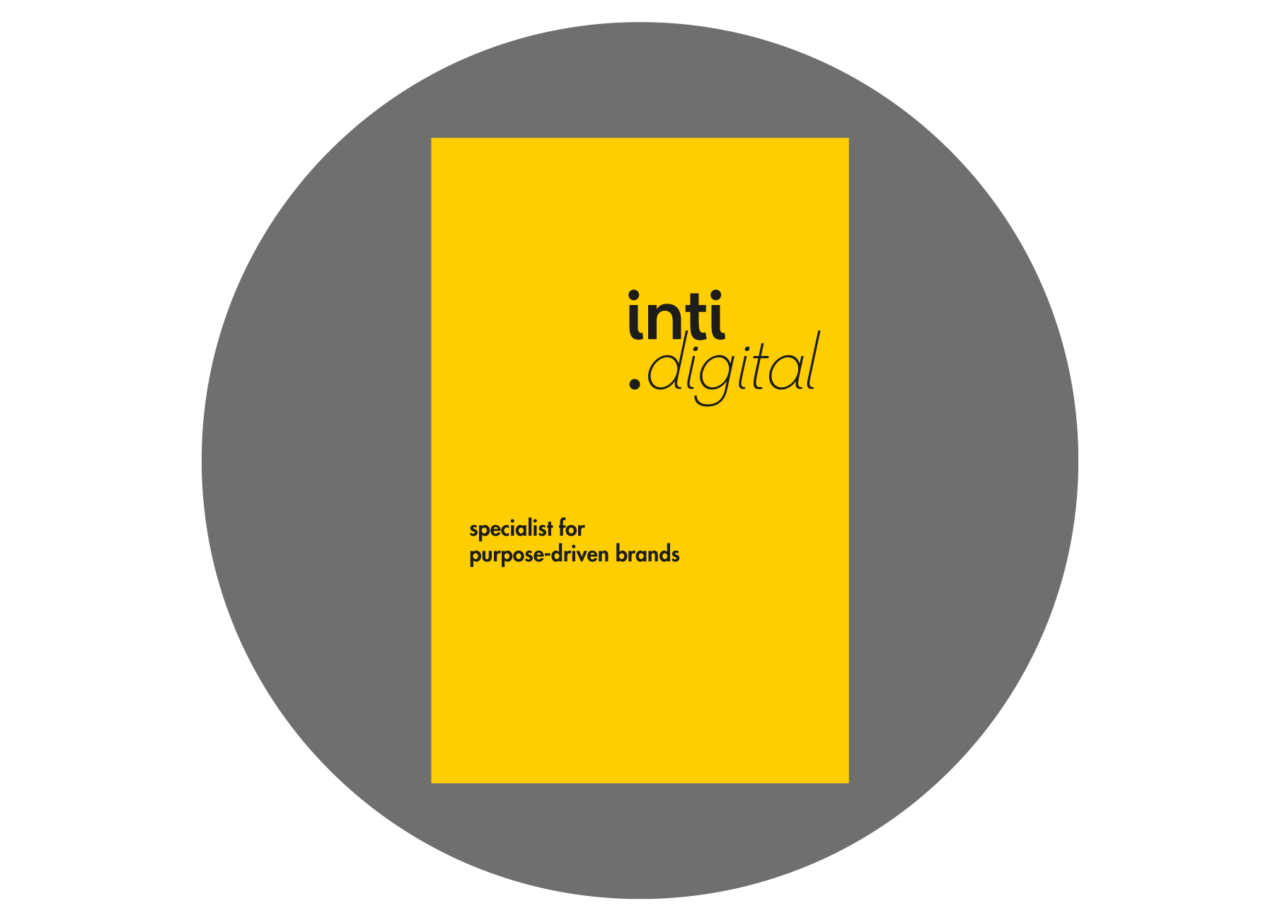 Inti Digital — Business Card
