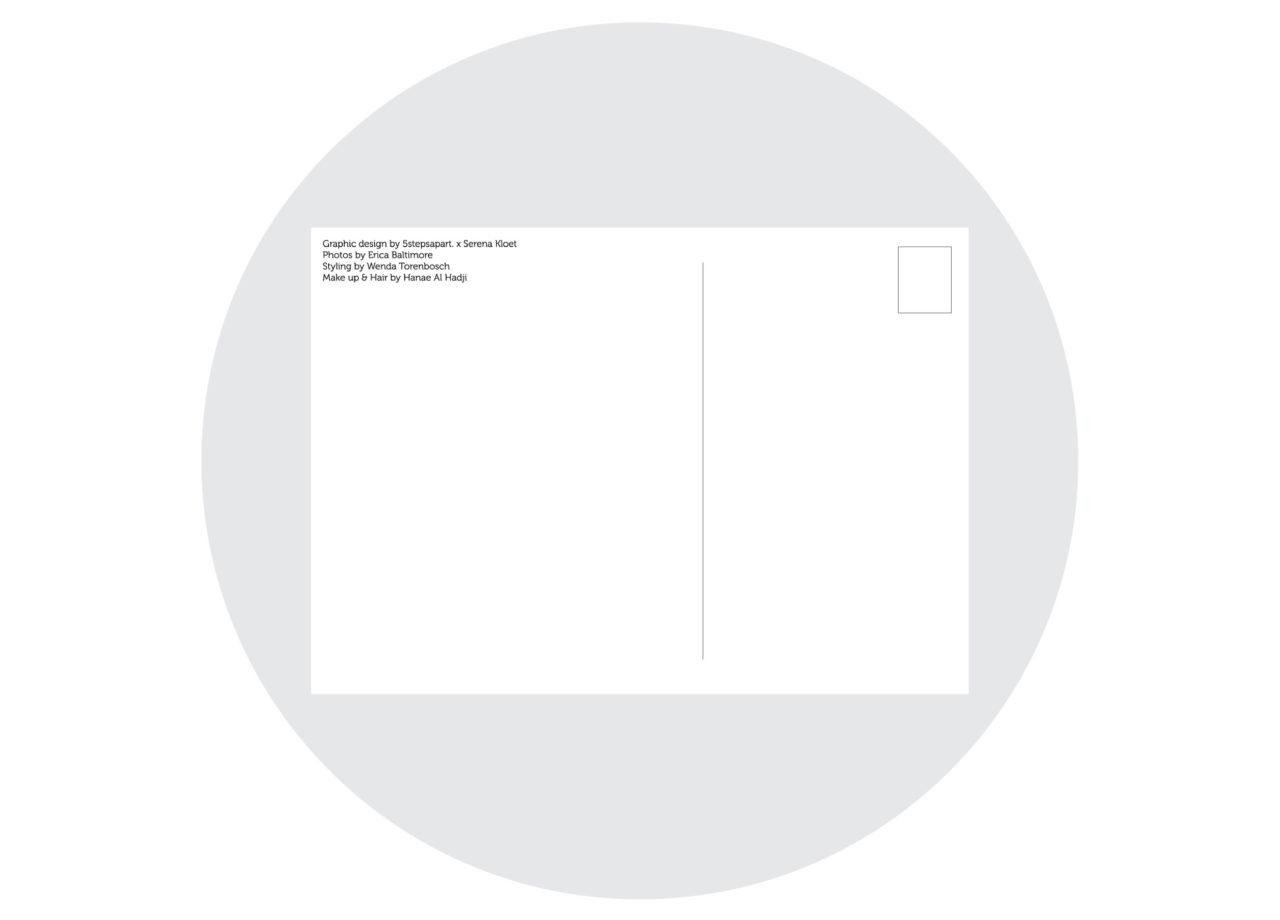 Monica Coronado — Invitation Card