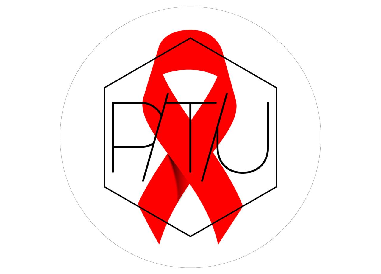 PTU — Logo for World AidsDay